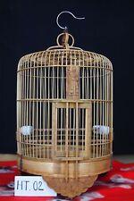 Asian Bamboo Bird Cage HV-02