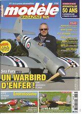 MODELE MAG N°767 PLAN : LA VIS A NUAGE / ICARE AIRMEET / PILATUS PC-21 DE ROBBE