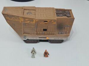 Star Wars Micro Machines Action Fleet Jawa Sandcrawler 1996