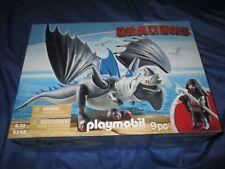 DRAGONS Playmobil Set #9248 (How To Train Your Dragon) DRAGO THUNDERCLAW Sealed