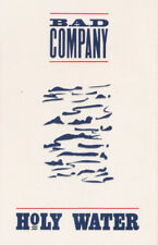 Bad Company ( Free )- Cassette Album- Holy Water - 1990 ATCO 91374-4 ( US Copy)