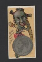 1889 Duke Cigarettes Coins of All Nations N72 CONGO