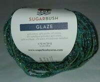 SKEIN/BALL OF SUGARBUSH GLAZE YARN - CALMING BREEZE