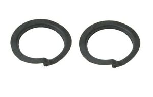 Set of 2 Front Upper Spring Pad (3 mm) GENUINE for BMW, MINI Brand New