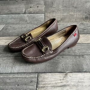 russell bromley Marc Joseph New York Slip On Leather Shoes - 7 US - 5 UK