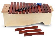 Alto Xylophone Instrument Percussion de Main Orchestre 16 Tonalites Maillets Set