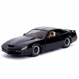 Jada Hollywood Rides Knight Rider K.I.T.T. 1982 Pontiac Trans Am 1:24 Diecast