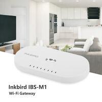 Inkbird Cloud Data Store WiFi Gateway Humidity Temperature Loggers Measurement
