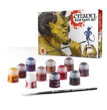 Games Workshop Citadel Base Paint Set, #60-22