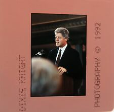 DIXIE KNIGHT PRESIDENT BILL CLINTON HILLARY 1992 CAMPAIGN ORIGINAL SLIDE 26