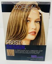 L'Oreal Paris Frost & Design H65 Caramel * High Precision Highlights with Cap