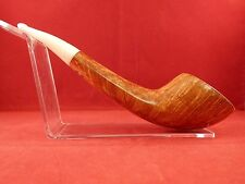 Luigi Viprati 4 Clover Horn Pipe!  New/Never Smoked! Hand Made in Italy!