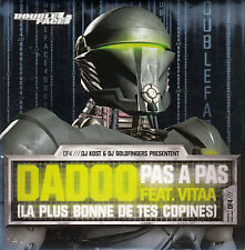 "CD SP 2 T DADOO FEAT VITAA  ""LA PLUS BONNE DE TES COPINES"""