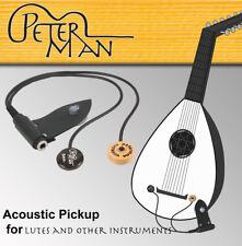 Peterman Dual External - Classical Flamenco Guitar Pickup