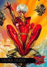 SIENA BLAZE / X-Men Fleer Ultra 1995 BASE Trading Card #44