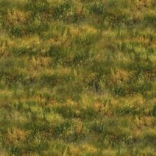 Green Grass DK #07-76 Naturescapes Stonehenge Quilt Fabric by the 1//2 yard