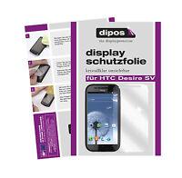 HTC Desire SV Protector de Pantalla protectores transparente
