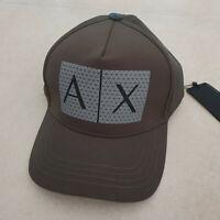 Armani Exchange A X Men's Baseball Cap Green
