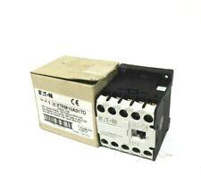 NEW EATON XTRM10A31TD CONTROL RELAY