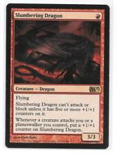 SLUMBERING DRAGON Magic 2013 Ingles MTG Mint M13