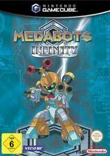 Nintendo GameCube Spiel - Medabots Infinity nur CD