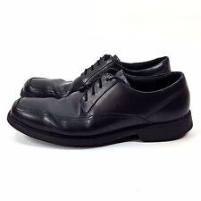 Bostonian Lites Black Leather Lace-Up Oxford Dress Shoes Size 13-M