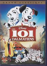 DVD LES 101 DALMATIENS