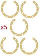 5x GASKET SEAL SOLEX 3300 3800 5000 COVER CAP MOTOR ENGINE VELOSOLEX 330 660 50