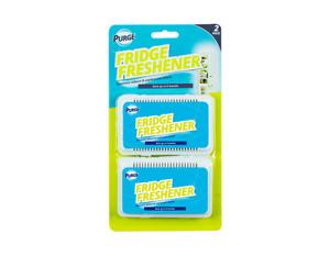 2x Fridge Fresh Deodoriser Kitchen Air Fresheners Remove Smells Eliminates Odour