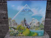 Asia - Alpha - LP vinyl record vintage 1983 - Geffen records CB 271
