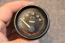 Harley Davidson Touring FLH 1996 Voltage Meter Volt Gauge 74526-96C