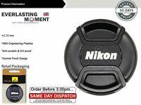 LC-55 Centre Pinch lens cap for Nikon Lenses fit 55mm filter thread