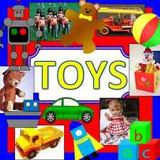 TOYS topic resource on CD- Games, Victorians, KS1, EYFS, Old and New Toys