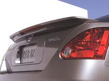2007-2008 Nissan Maxima OEM Super Black Rear Spoiler 999J1-MTKH3
