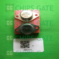 1PCS FUJ 2SC1111 TO-3 Silicon NPN Power Transistors