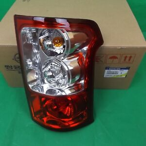 GENUINE SSANGYONG MUSSO SPORTS UTE REAR TAIL LAMP ASSY & WIRING KIT + BULBS-RH