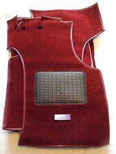 CLASSIC MORRIS MINOR COMPLETE RED CARPET SET 948/1098cc R/H/D(Superior Latex