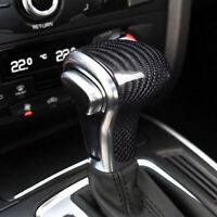 Carbon Schaltknauf Abdeckung Blende Passend Für Audi A4 A5 B8 A6 Q5 ab 2012