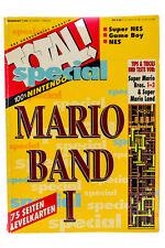 Total Special 100% Nintendo-Mario Band I-Sonderheft 1/94  Guter Zustand