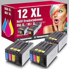 12 Druckerpatronen für HP OfficeJet Pro 8600 Plus e-All-in-One