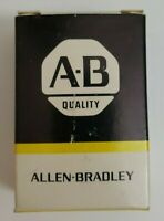 New Allen Bradley 1495-F1 Auxiliary Contact 600V Size 0-5 Series L Free Shipping