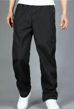 Mens Waterproof Quick Dry Pants Breathable Sports Casual Soft Shell Trousers new