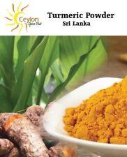 High Quality Turmeric Powder 100% Pure Sri Lanka (Ceylon)
