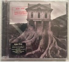 Bon Jovi -This House Is Not for Sale (Brand New CD, 12 Songs)