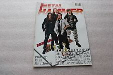 Metal Hammer 5/1999 Creed, Soulfly, Skunk Anansie, Kiss, Anathema, Ministry