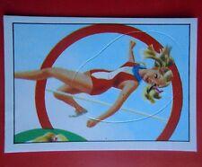 figurines prentjes cromos stickers picture cards figurine barbie 207 panini 1976