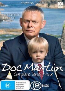 DOC MARTIN Series : Season 9 : NEW DVD