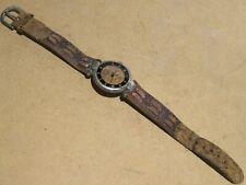 vecchio orologio da polso GIANVIX QUARTZ SUGHERO STAINLESS STEEL BACK HIGH di in