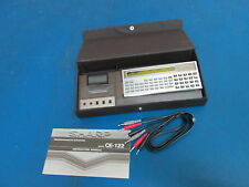 Sharp PC-1211 Pocket Computer CE-122 Printer Interface - For Parts or Repair