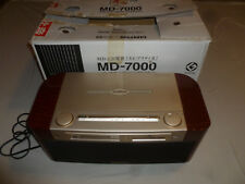 BOXED SONY MD-7000 MD CD STEREO CELEBRITY 30TH ANNIVERSARY MINIDISC DECK RADIO